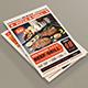 POP ART FOOD FLYER / MENU - GraphicRiver Item for Sale