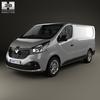 Renault trafic (mk3) panelvan 2014 590 0001.  thumbnail