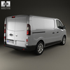Renault trafic (mk3) panelvan 2014 590 0002.  thumbnail