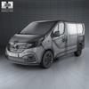 Renault trafic (mk3) panelvan 2014 590 0003.  thumbnail