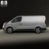 Renault trafic (mk3) panelvan 2014 590 0005.  thumbnail