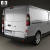 Renault trafic (mk3) panelvan 2014 590 0007.  thumbnail