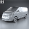 Renault trafic (mk3) panelvan 2014 590 0011.  thumbnail