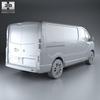 Renault trafic (mk3) panelvan 2014 590 0012.  thumbnail