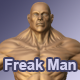 Freak Man - 3DOcean Item for Sale