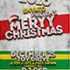 Christmas Flyer 2016 - GraphicRiver Item for Sale