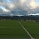 Aerial shot of nature paddy field - VideoHive Item for Sale