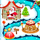 Christmas Candy Game UI Level Map - GraphicRiver Item for Sale