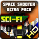 Space Game Ultra Pack 05 - GraphicRiver Item for Sale