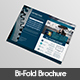 A4 Bi-Fold Brochure Template - GraphicRiver Item for Sale