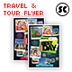 Travel Holiday Flyer - GraphicRiver Item for Sale