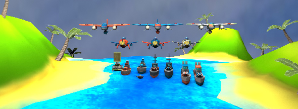 battle_ship - 3DOcean Item for Sale