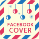 Christmas Facebook Covers - 2 Designs - GraphicRiver Item for Sale