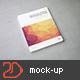 Magazine Mockup / Letter Size  - GraphicRiver Item for Sale