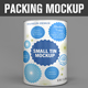 Packaging Mockup - GraphicRiver Item for Sale