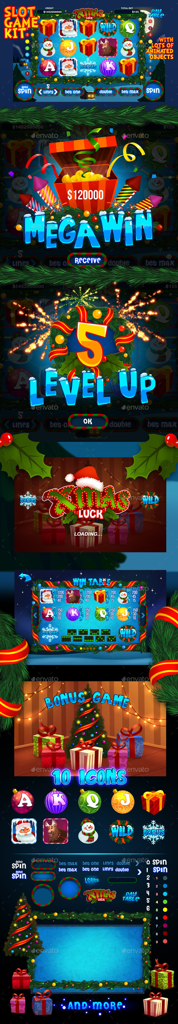 Spiele Xmas Luck - Video Slots Online