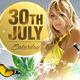 Summer Break Party Flyer - GraphicRiver Item for Sale