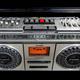 vintage ghettoblaster stereo - PhotoDune Item for Sale