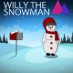 Willy the Snowman - Happy Holidays - VideoHive Item for Sale