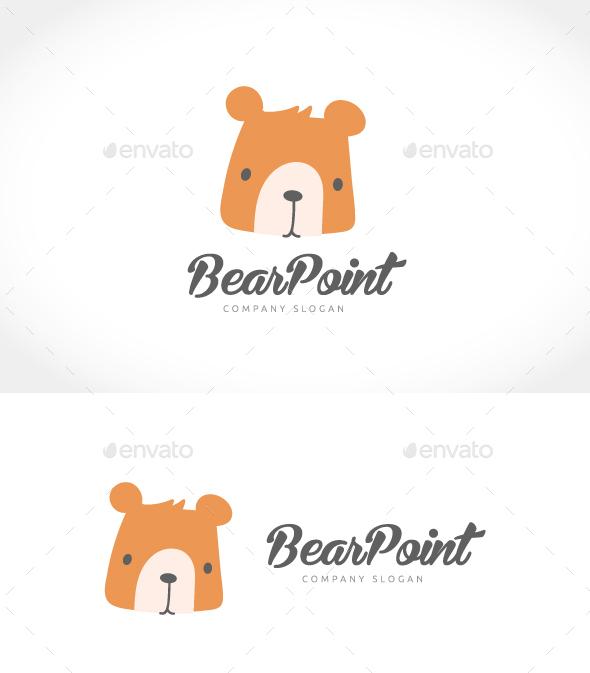 Bear Point - Vector Abstract