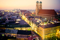 Church of our Dear Lady in Munich at dusk - PhotoDune Item for Sale