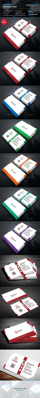 Smart Corporate Business Card  - Creative Business Cards