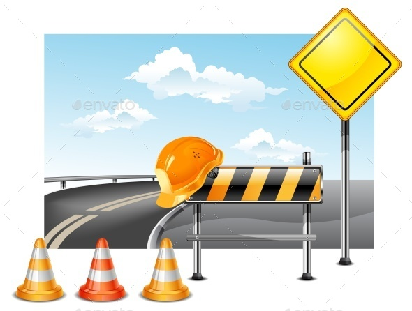 Road Construction  - Concepts Business