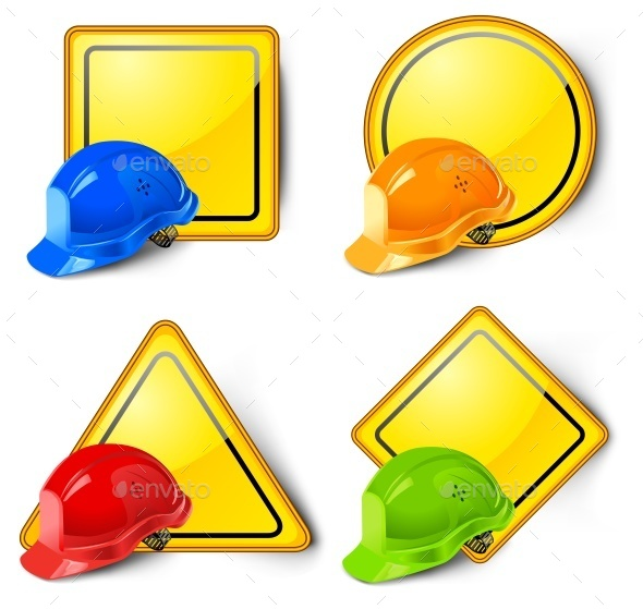 Road Signs  - Concepts Business