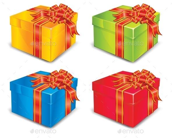 Four Boxes - Concepts Business