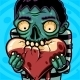 Zombie Love - GraphicRiver Item for Sale