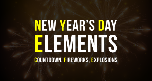 New Year's Day Elements