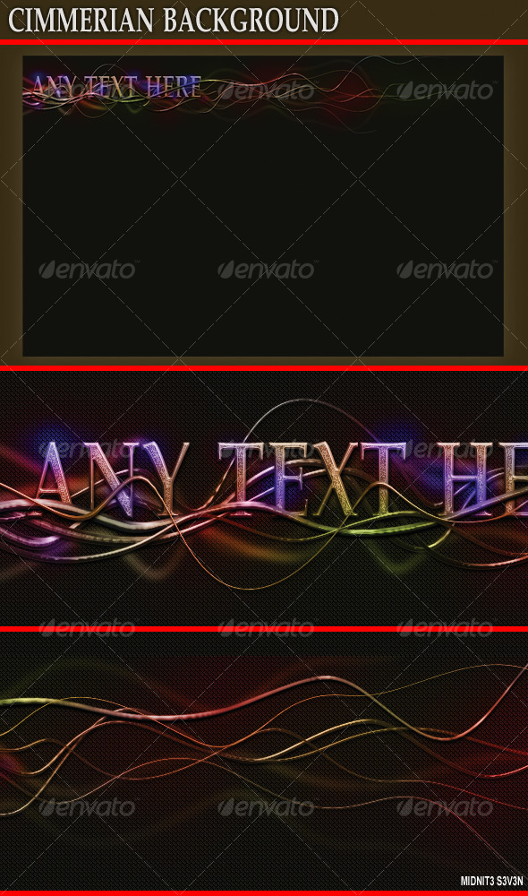 Cimmerian Background - Backgrounds Graphics