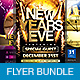 New Years Eve Flyer Bundle - GraphicRiver Item for Sale