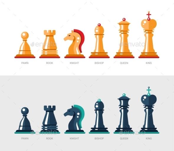 Chess Icons - Miscellaneous Conceptual