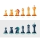 Chess Icons - GraphicRiver Item for Sale