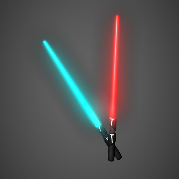 Lightsaber - 3DOcean Item for Sale