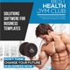 Health & Fitness Flyer - GraphicRiver Item for Sale