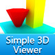 Simple 3D Product Viewer