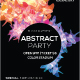 Abstract Party Flyer Template - GraphicRiver Item for Sale