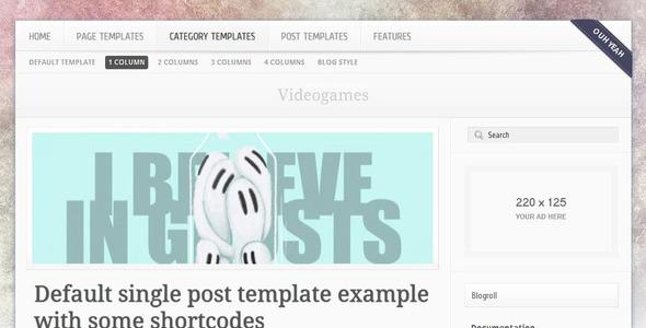 Frailespatique - Blog / Magazine WordPress