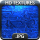 Blue Foil Seamless HD Textures Pack v.2 - GraphicRiver Item for Sale