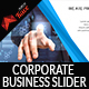 Corporate Business Slider & features - GraphicRiver Item for Sale