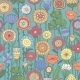 Seamless Color Floral Pattern - GraphicRiver Item for Sale