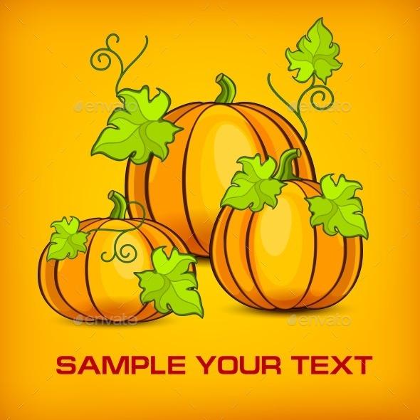Halloween Pumpkins  - Halloween Seasons/Holidays