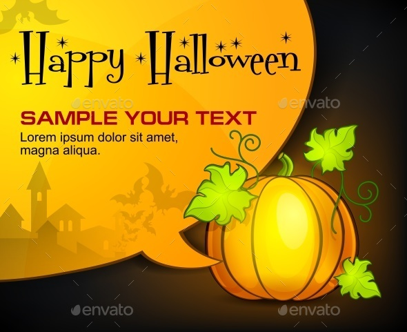 Halloween Pumpkin  - Halloween Seasons/Holidays