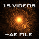 Hot Explosions - VideoHive Item for Sale