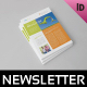 Healthcare Newsletter Template - GraphicRiver Item for Sale
