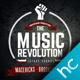 Music Revolution - VideoHive Item for Sale