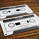 Cassette Tape Business Card - GraphicRiver Item for Sale