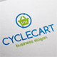 Cycle Cart Logo - GraphicRiver Item for Sale
